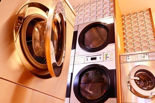 Verschillende wasmachines vergelijken.